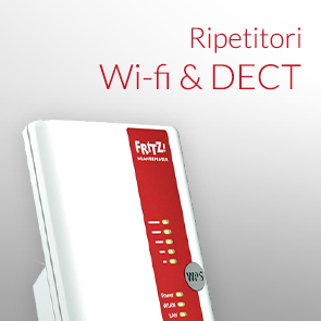 Ripetitori Wireless Dect FRITZ